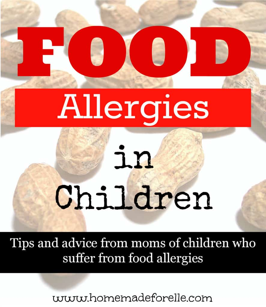 Advice from Parents: Food Allergies in Children