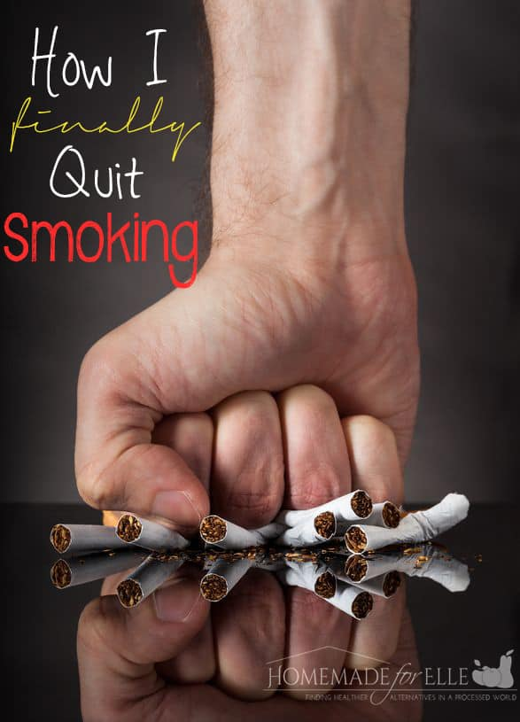 Smoking Cessation – How I Quit Smoking