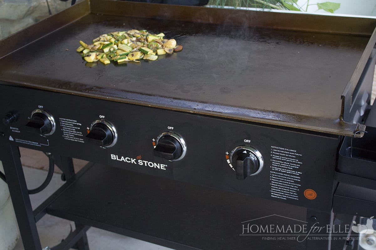 Black Stone Grill