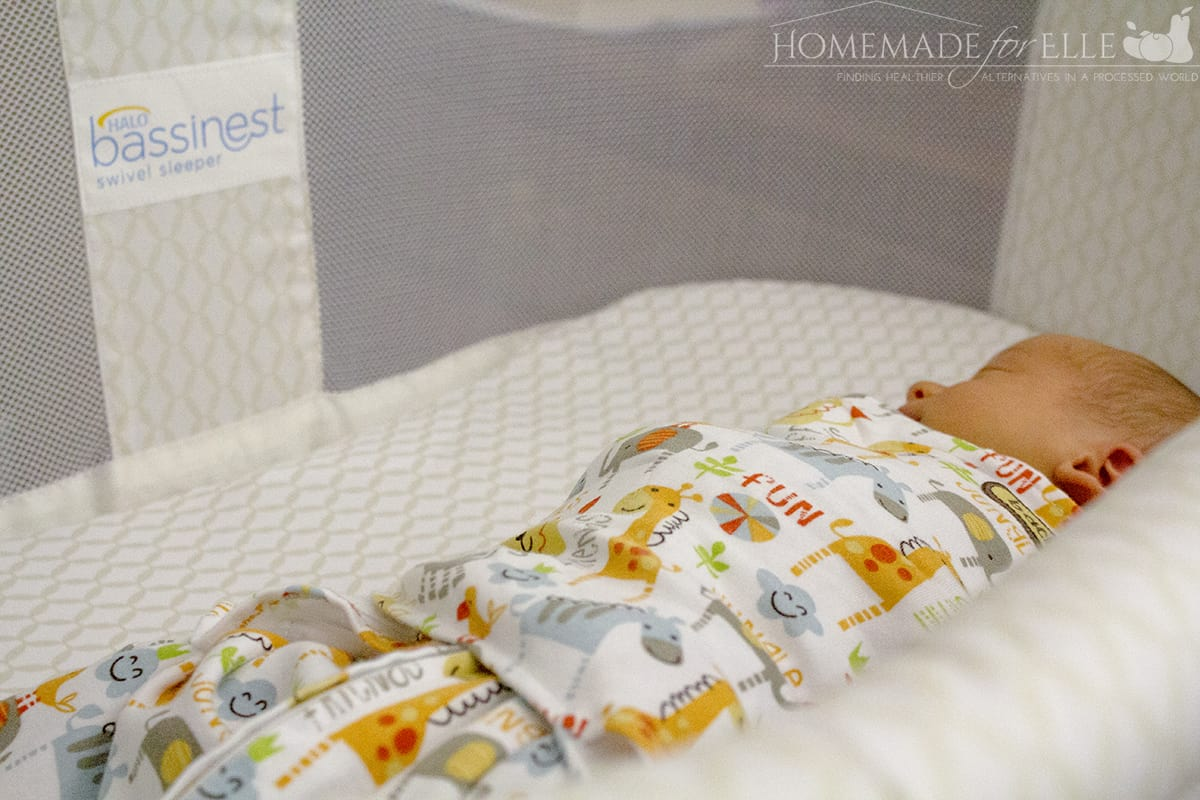 Halo Bassinest Review & Safe Sleeping Tips for Baby