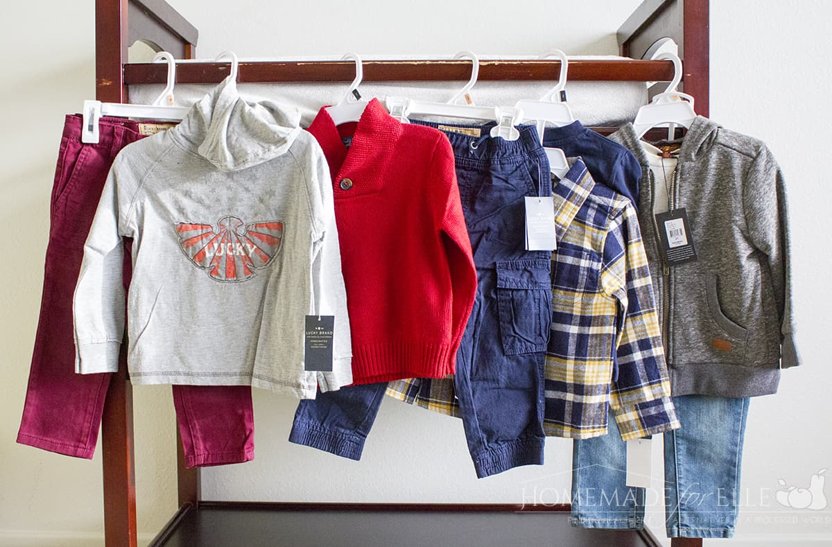Subscription Boxes for Kids Clothing