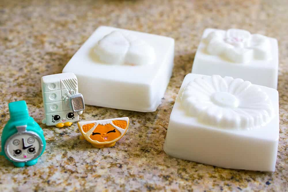 Homemade Soap for Kids with Hidden Toys