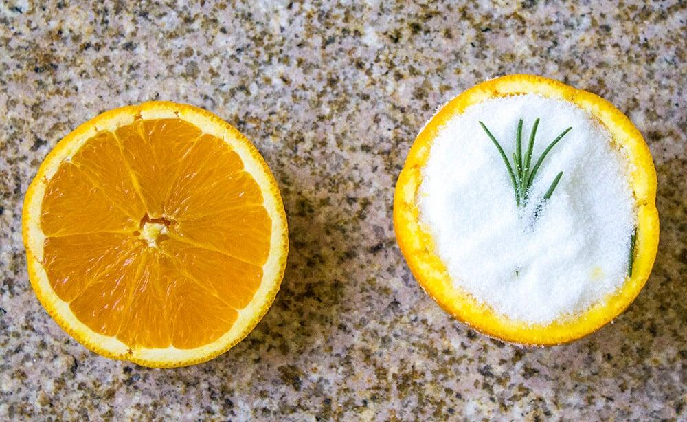 Citrus Rind Air Fresheners