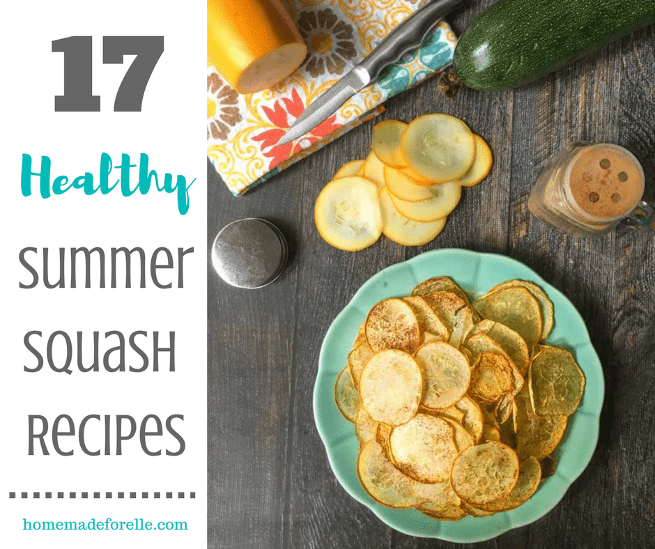 17 Healthy Summer Squash Recipes