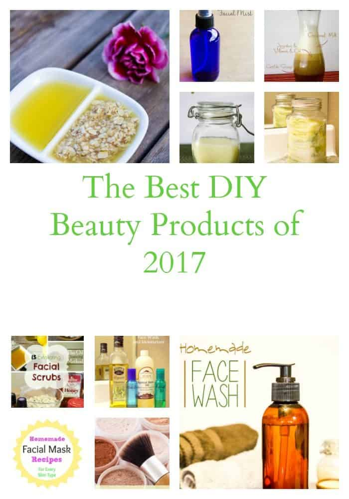 The Best DIY Beauty Products of 2017