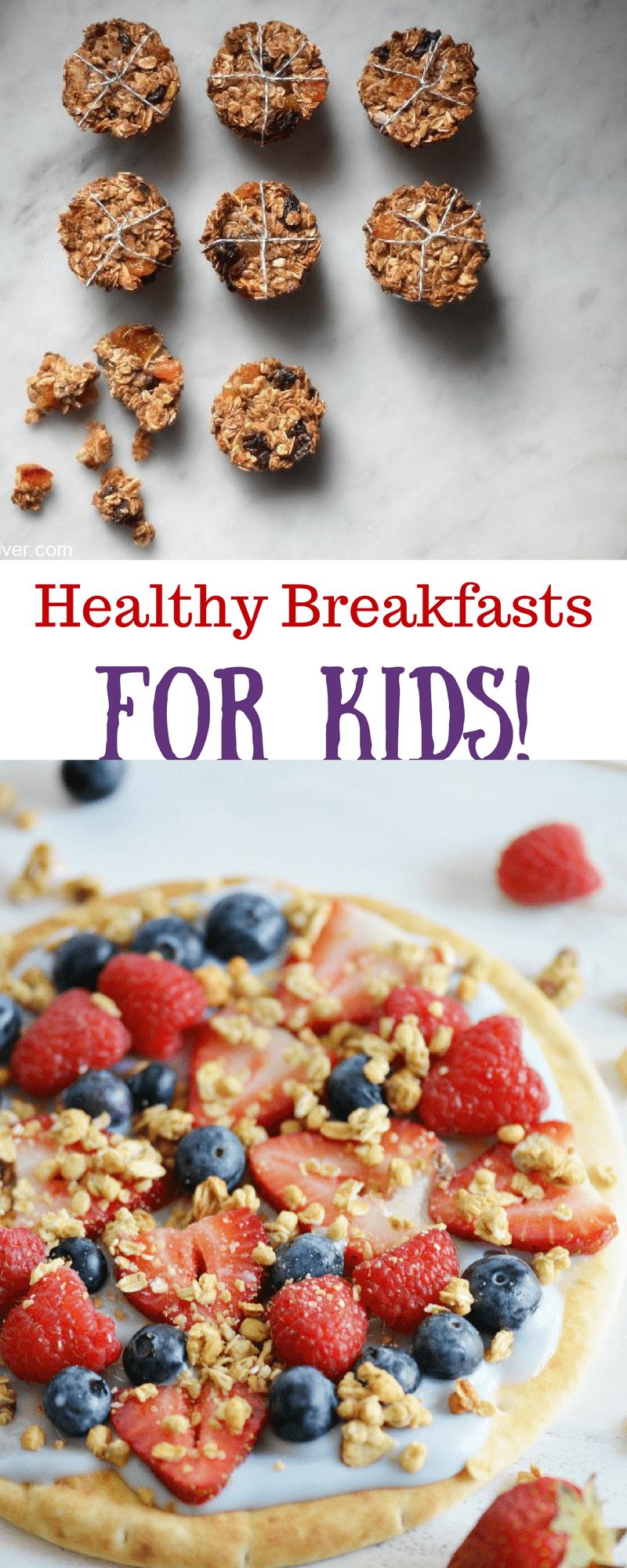 44 Healthy Breakfasts for Kids