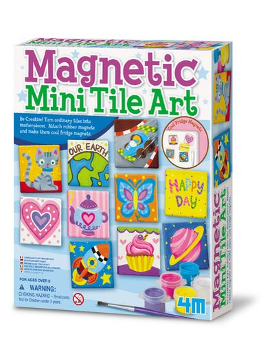 Magnetic Mini Tile Art
