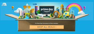 2018 Prime Day Not Working