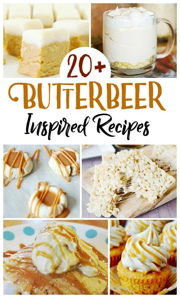 20+ Butterbeer Recipes   homemadeforelle.com